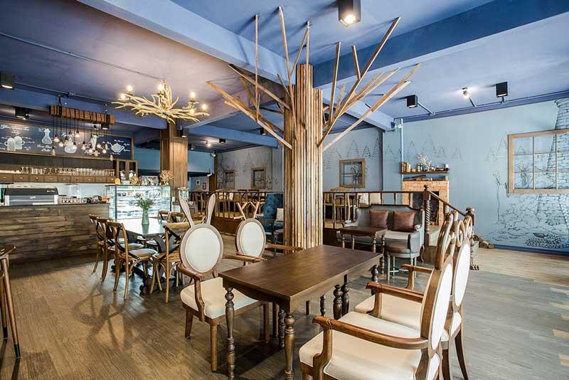 คาเฟ่เทพนิยายแฟนตาซี ร้าน Into the Woods BKK โคมไฟวินเทจ โคมไฟโมเดิร์น ร้านขายโคมไฟ pslamp.com